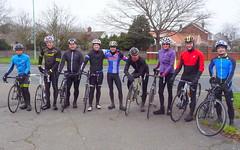 Club cycling 2016