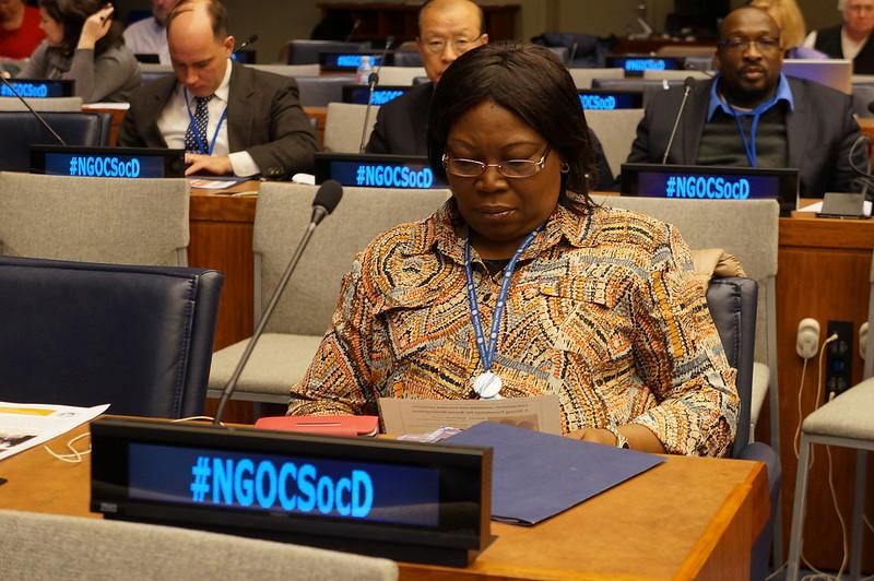 Civil Society Forum - CSocD54