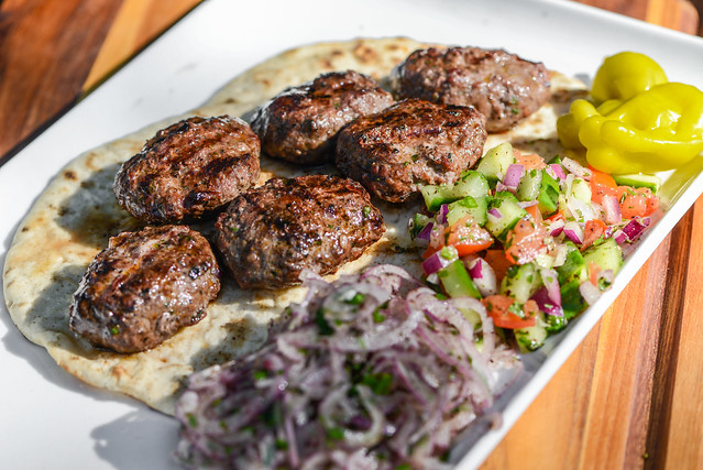 Turkish Beef Kofte