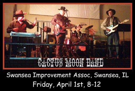 Cactus Moon Band 4-1-16