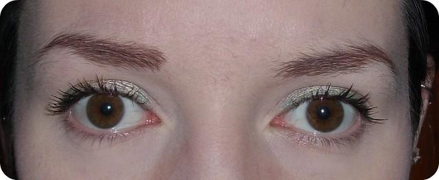 Born Pretty Cream Eyeshadow EOTD
