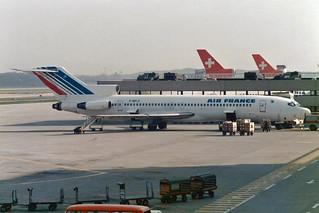 Air France Boeing 727-228 F-BPJI