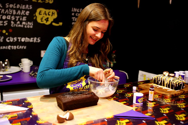 Creme Egg Cafe, London (20)