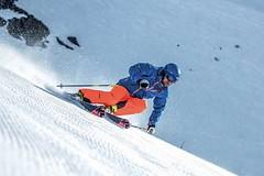 Sportovní lyže na sjezdovku: ostré, ale něžné