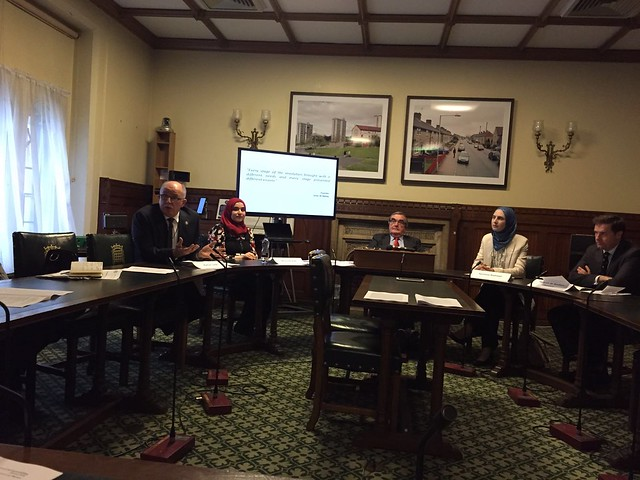 Parliamentary Event on Civ Protection 27 Jan 2016