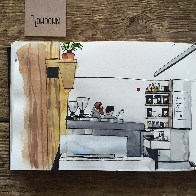 February 24 2016 Lowdown Coffee Lowdown Edinburghs