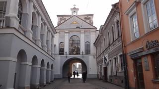 Imageof Šv. Teresės bažnyčia. lithuania vilnius travel cityscape baltics