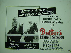 Butler's Riding School, Blackheath