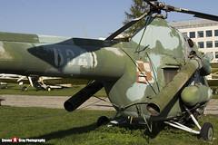 6048 - 516048049 - Polish Air Force - PZL-Swidnik Mi-2CH Hoplite - Polish Aviation Musuem - Krakow, Poland - 151010 - Steven Gray - IMG_0493