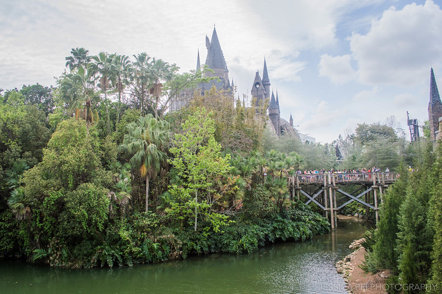 Feel the Magic of Hogsmeade at The Wizarding World of Harry Potter