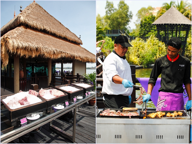 Pullman Putrajaya Epic Brunch Grilling Meat