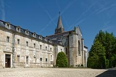 Charente - Abbaye de Bassac