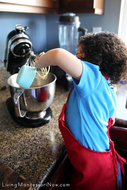 Adding Gluten-Free Oat Bran