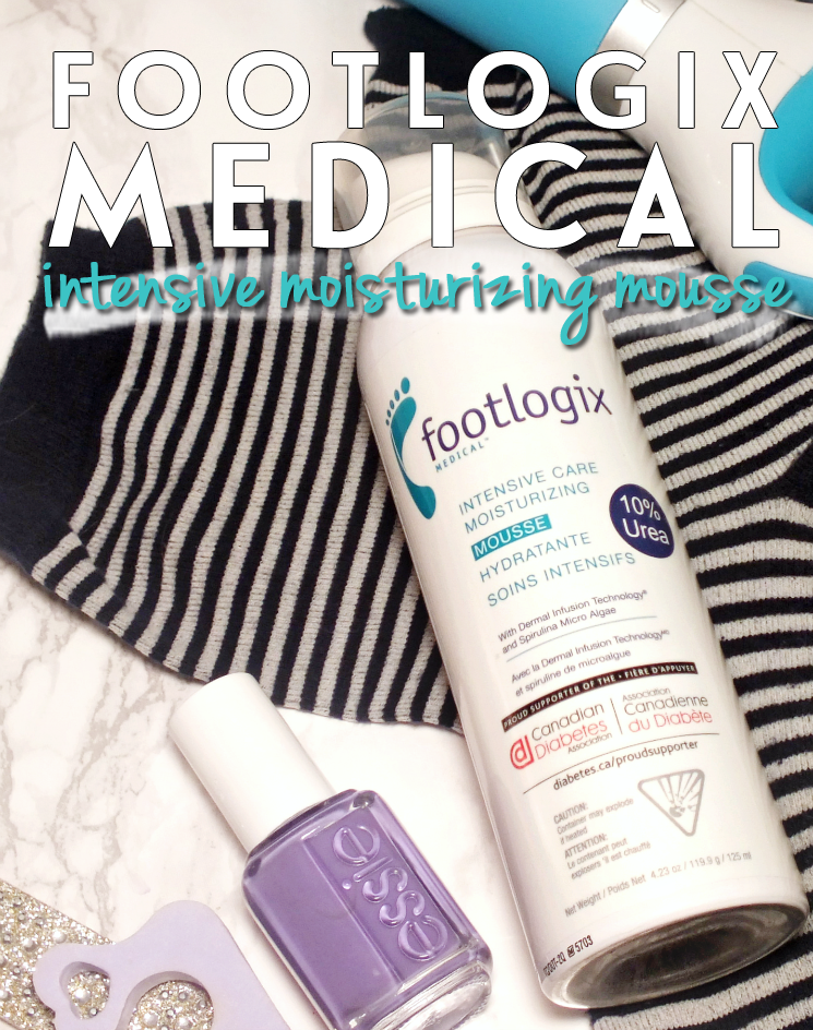 footlogix medical intensive moisturizing mousse (2)