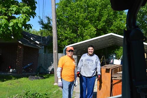 Taylor Community Cleanup April 2016