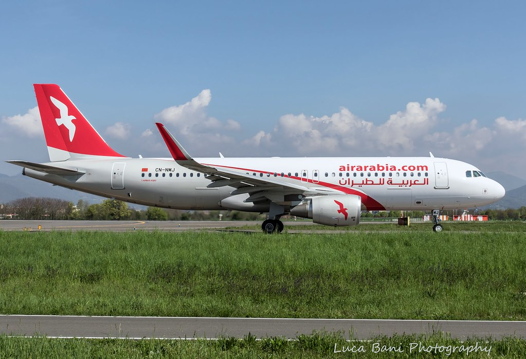 CN-NMJ - A320 - Air Creebec