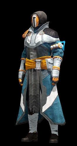 Destiny PlayStation-Exclusive Warlock Armor: Barkhan Dune I