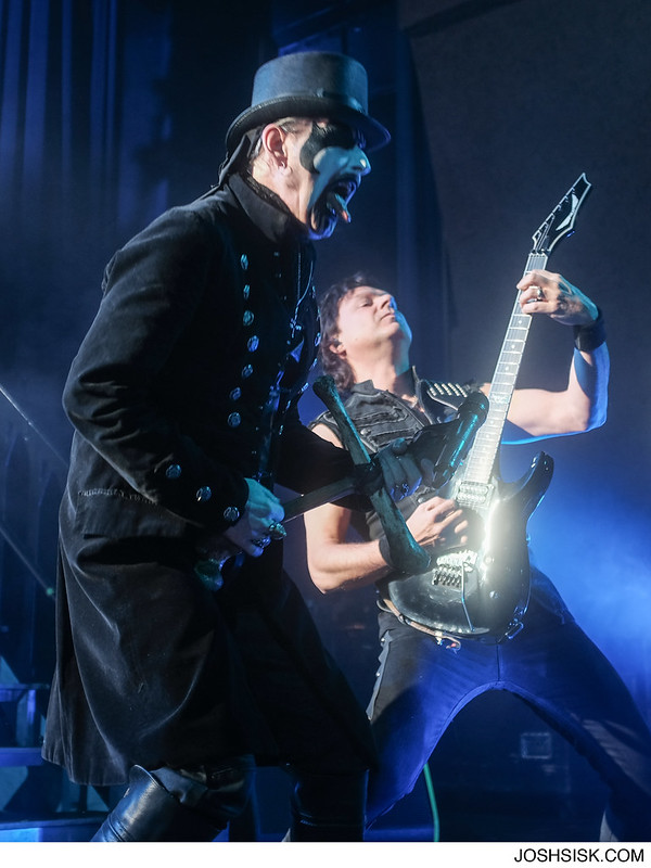 King Diamond @ Housecore 2015