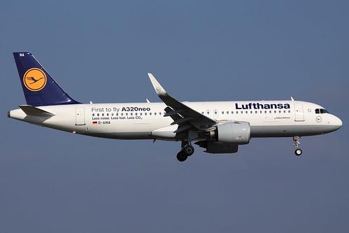 A320 - Airbus A320-271N