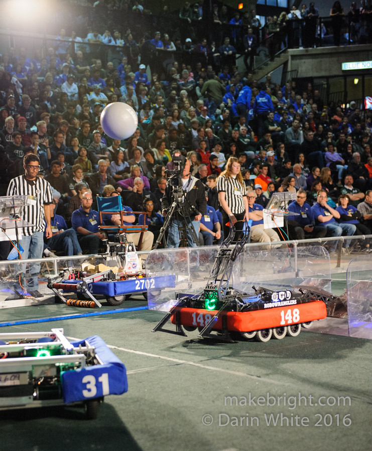 FIRST Robotics Regionals - UW - April 2016 236