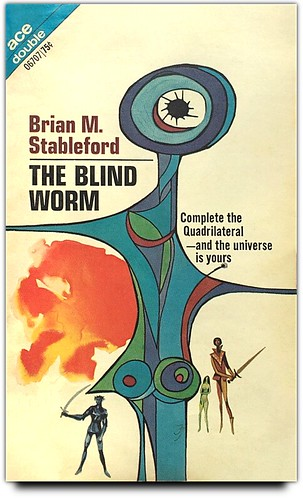 The Blind Worm by Brian Stableford