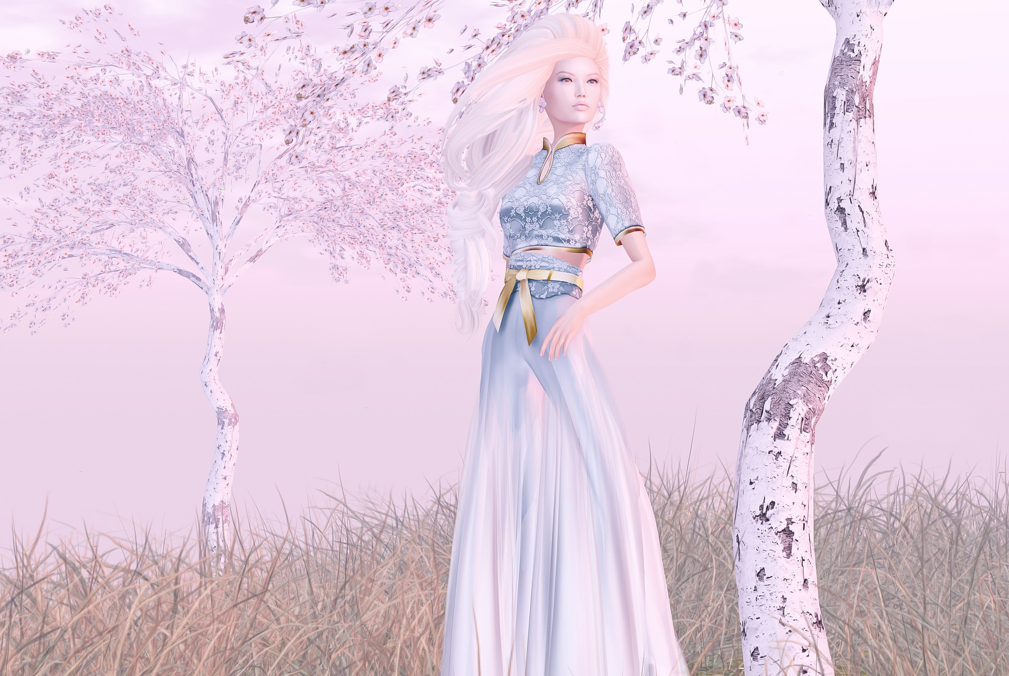 309. | Prunus × yedoensis