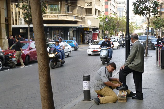 P1000821cs Rue Hamra, Beyrouth, Panasonic DMC-TS30