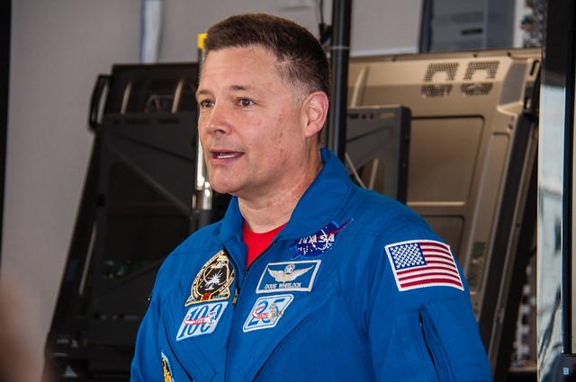 Astronaut Doug Wheeler (@astro_wheels)