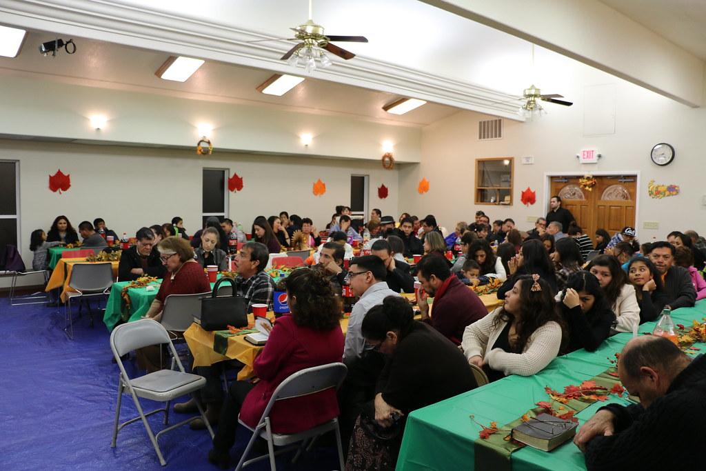 Dia de Accion de Gracias - 2015