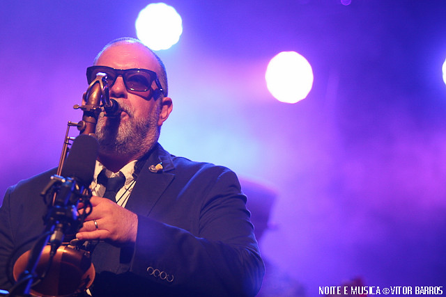 Fat Freddy's Drop - Coliseu de Lisboa '16