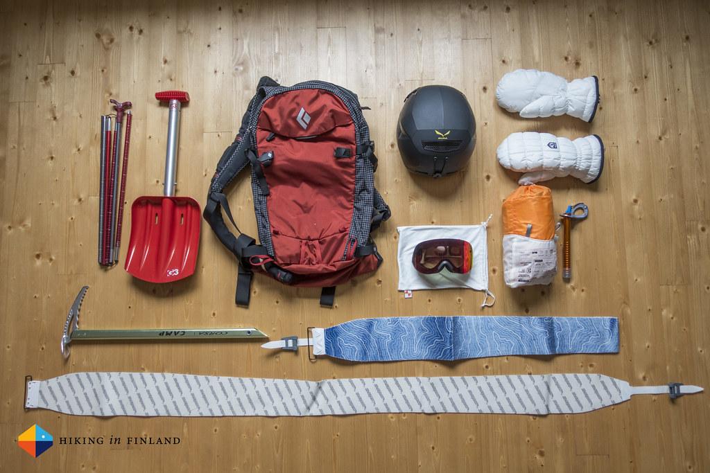 Ski-touring Pack