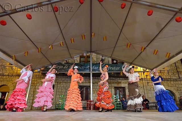 I Feria de Abril 75