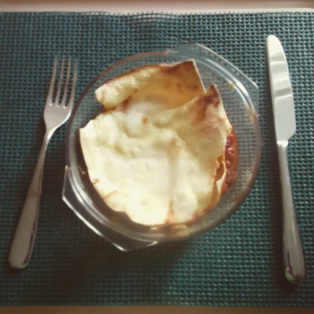 Mini lasagne!