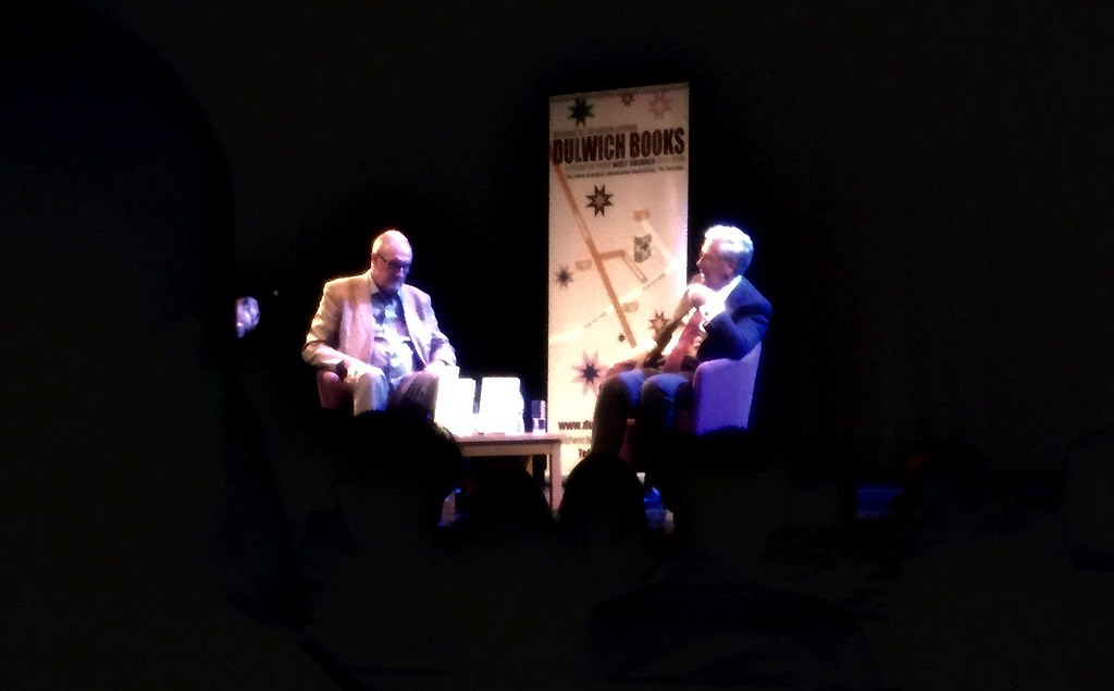 Mervyn King interviewed by Will Hutton