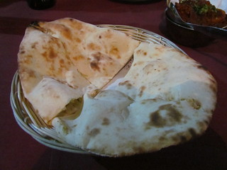 Naan at Veggie Hut
