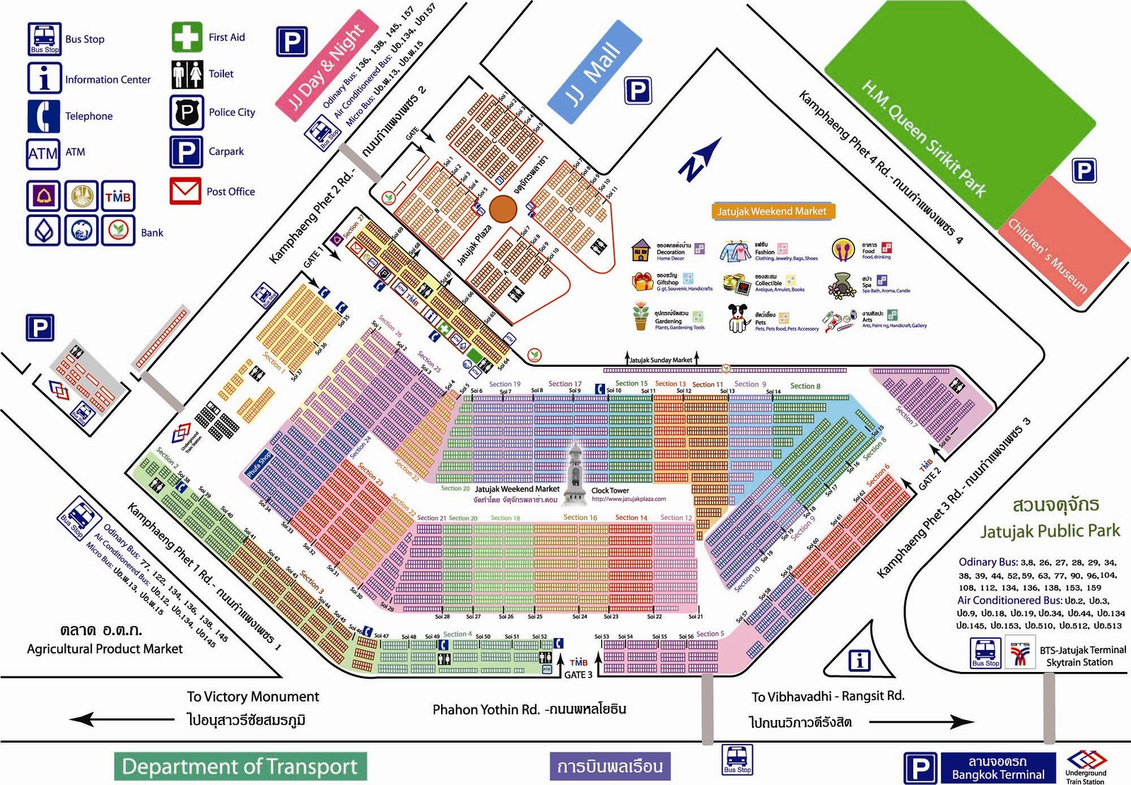 mapa-mercado-chatuchak