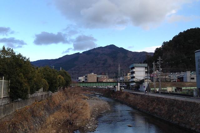 2016/01 宝ヶ池鉄橋 #01