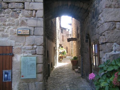 Ardèche, le Cheylard
