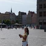 En el rynek de Breslavia