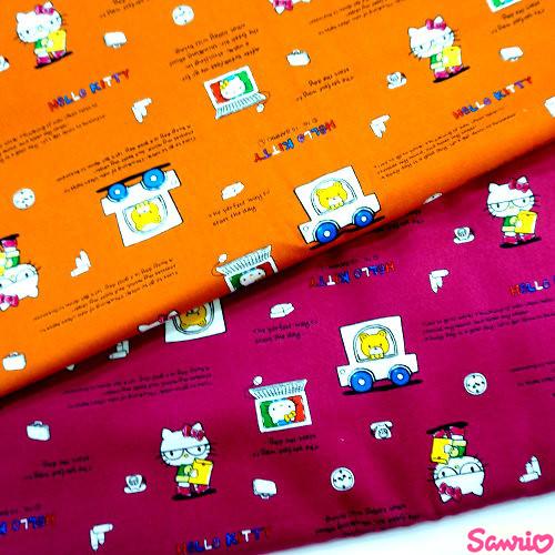 校園修業 kitty 三麗鷗 凱蒂貓 CA2100024