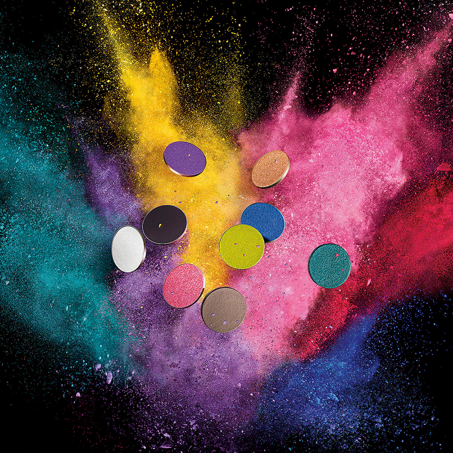 Make Up For Ever Artist Palette Volume 3 - Florals For Spring 2016