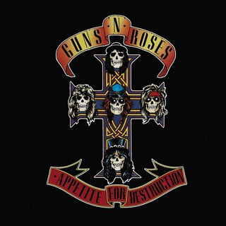 APPETITE FOR DESTRUCTION | GUNS N' ROSES