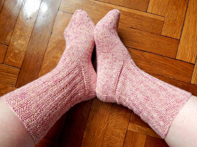 носки с квадратной пяткой без клина подъема, два носка | Хорошо.Громко.