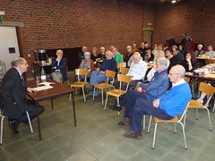 2016.01.24|Gastspreker Toast Literair Davidsfonds Keerbergen