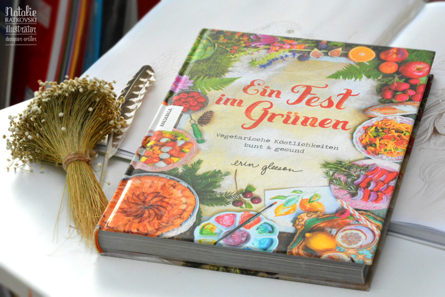 "Erin Gleeson's ""The Forest Feast"""