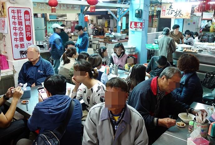 6 嘉義東市場牛雜湯、筒仔米糕、火婆煎粿