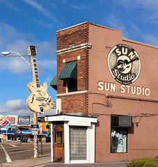 Sun Records, Memphis, Tennessee, U.S.A.