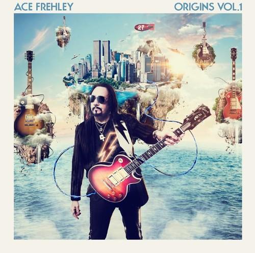 "Ace Frehley ""Origins: Vol. 1"" (Released 04/15/16)"