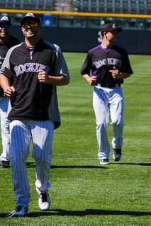 2013 Opening Day Workout