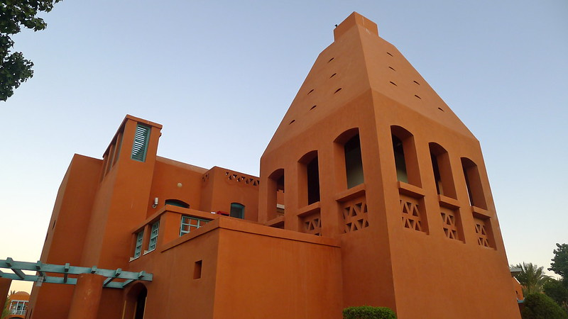 Michael Graves: Sheraton, El Gouna, Egypt